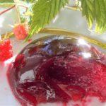 Малиновое желе на зиму - рецепты простых заготовок