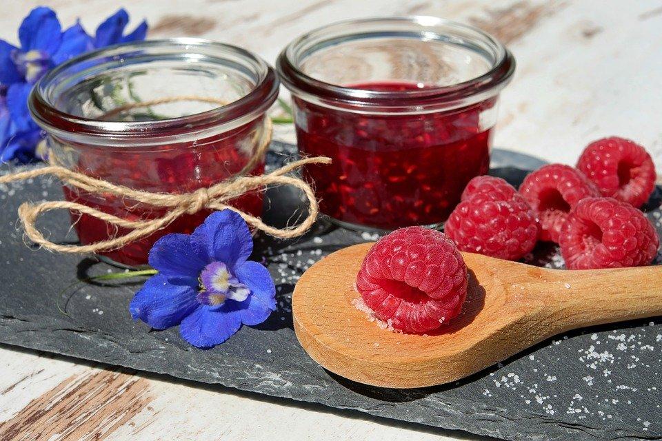 Джем из малины — простые и быстрые рецепты